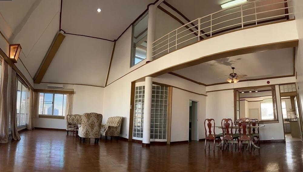 KC Court - For Rent 3 Beds Condo in Watthana, Bangkok, Thailand | Ref. TH-ZGJMGHMH