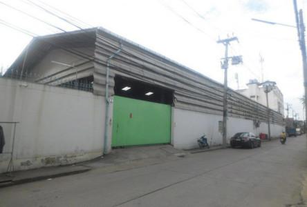 For Sale Warehouse 900 sqm in Nong Khaem, Bangkok, Thailand