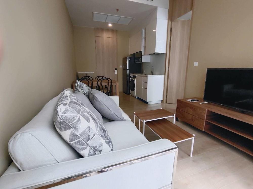 Noble BE19 - В аренду: Кондо c 1 спальней возле станции BTS Asok, Bangkok, Таиланд | Ref. TH-IGHNGOGQ