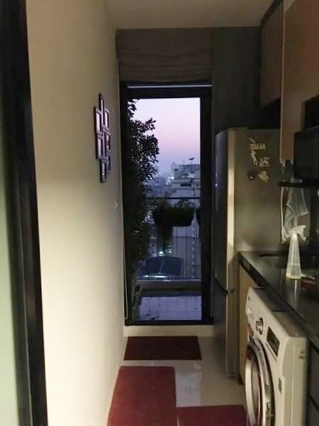 แบงค์คอก ฮอไรซอน สาทร - ขาย คอนโด 1 ห้องนอน สาทร กรุงเทพฯ | Ref. TH-DIKNYQIZ