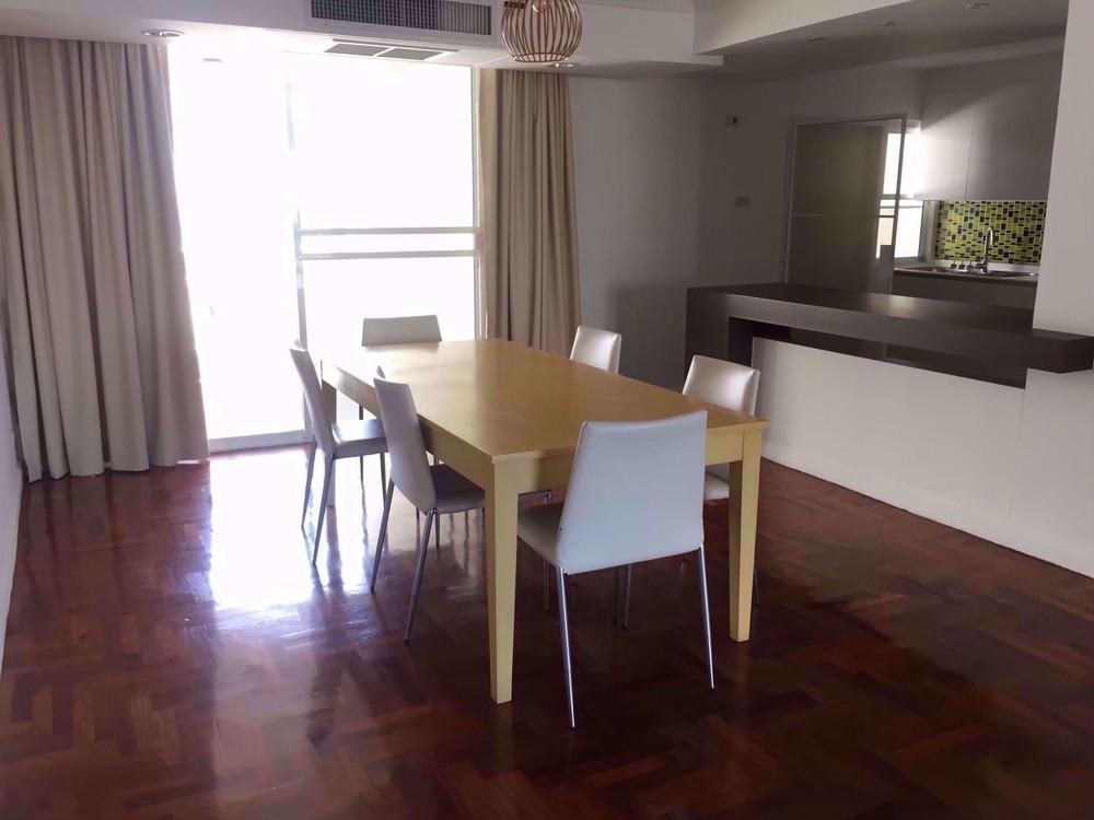 SanguanSap Mansion - For Rent 3 Beds Condo Near BTS Surasak, Bangkok, Thailand   Ref. TH-YPHGHEYD