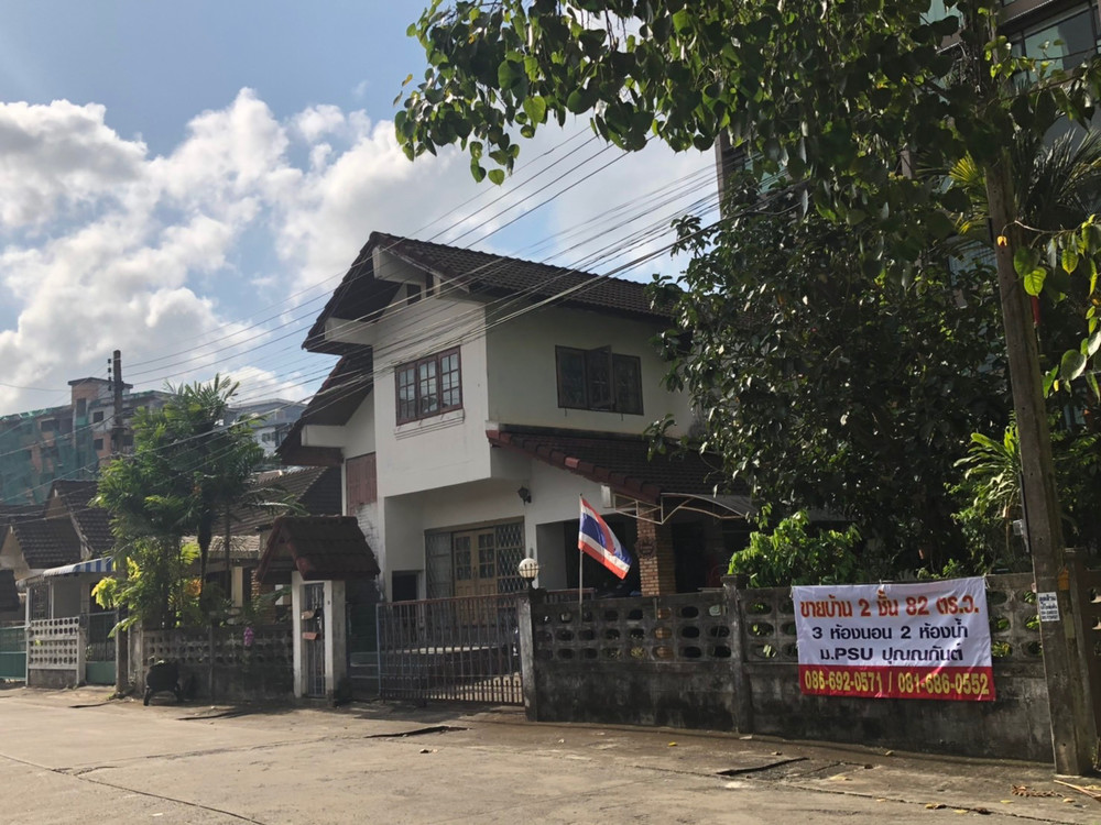 For Sale or Rent 3 Beds House in Hat Yai, Songkhla, Thailand | Ref. TH-YZDETIIU
