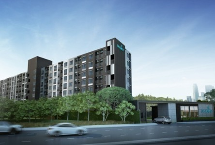 For Rent Condo 24 sqm in Bang Kapi, Bangkok, Thailand