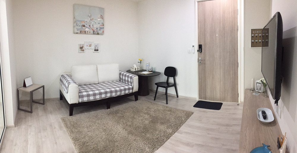 Chambers Cher Ratchada – Ramintra - В аренду: Кондо c 1 спальней в районе Khan Na Yao, Bangkok, Таиланд | Ref. TH-GYKSEHOJ