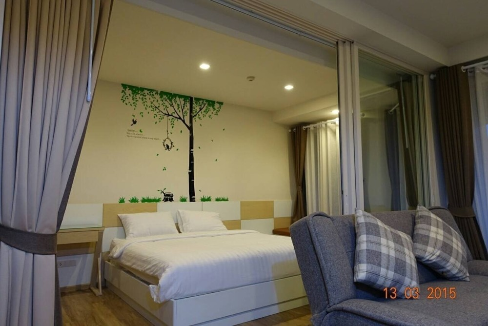 Baan San Ngam Huahin - For Sale 1 Bed Condo in Cha Am, Phetchaburi, Thailand | Ref. TH-WKGTAAHT