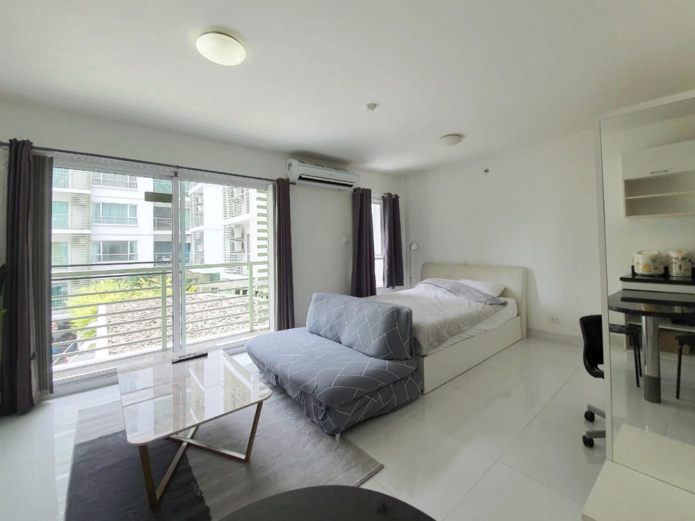 Phahol Metro - For Rent Condo 35 sqm in Phaya Thai, Bangkok, Thailand | Ref. TH-QLOINTUC