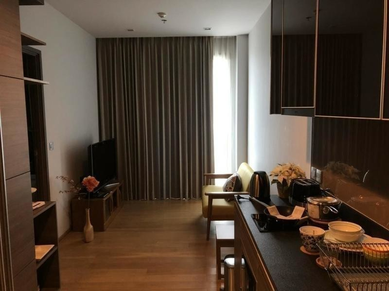 Keyne - For Sale or Rent 1 Bed コンド Near BTS Thong Lo, Bangkok, Thailand | Ref. TH-JYPKZZCN