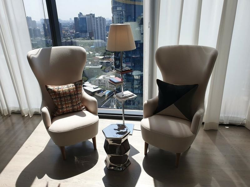 KHUN by YOO inspired by Starck - For Sale or Rent 1 Bed コンド in Watthana, Bangkok, Thailand | Ref. TH-IZVRYZUG