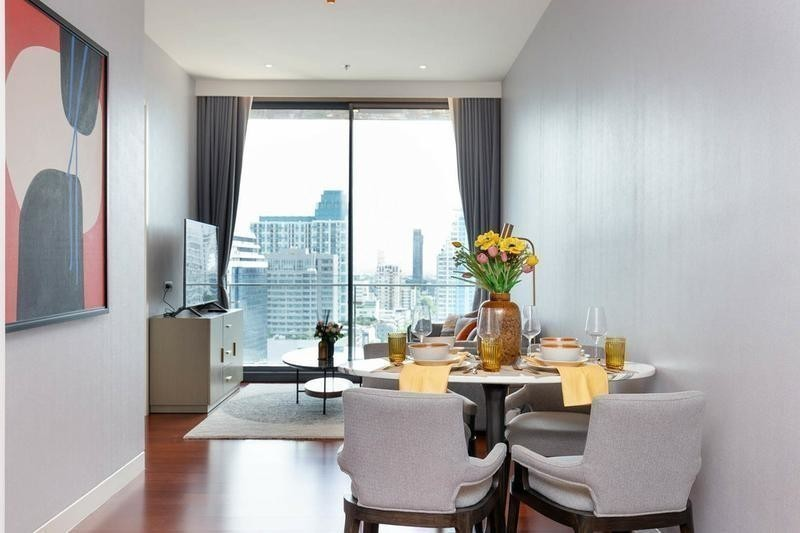 KHUN by YOO inspired by Starck - For Rent 1 Bed コンド in Watthana, Bangkok, Thailand | Ref. TH-XKVFNMSE