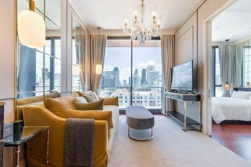 KHUN by YOO inspired by Starck - For Rent 1 Bed コンド in Watthana, Bangkok, Thailand   Ref. TH-ABTTGYVP