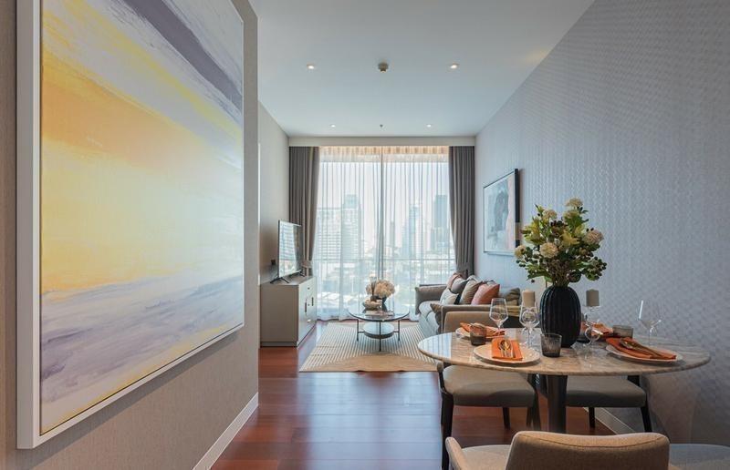 KHUN by YOO inspired by Starck - For Rent 1 Bed Condo in Watthana, Bangkok, Thailand | Ref. TH-BLQOTEYI