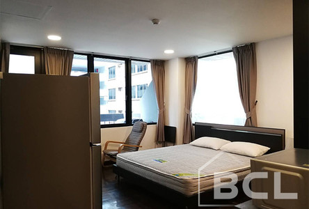 For Rent Condo 40 sqm Near BTS Chit Lom, Bangkok, Thailand