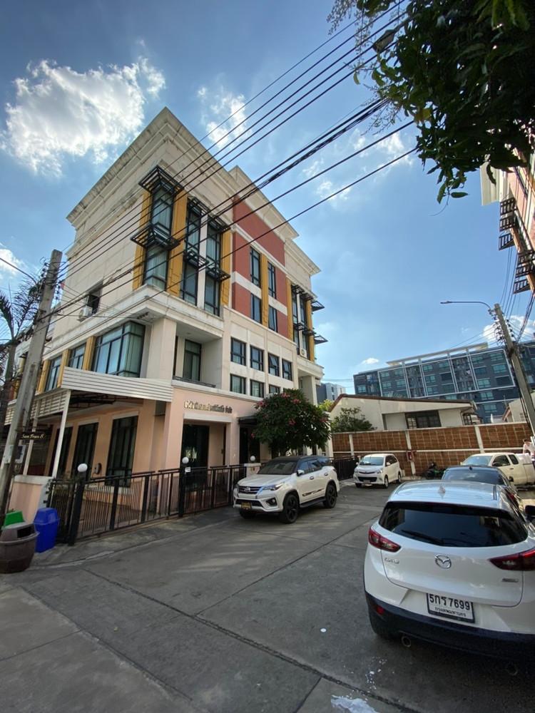 Baan Klangkrung - For Sale 4 Beds コンド in Bang Na, Bangkok, Thailand | Ref. TH-QOEZLJBP
