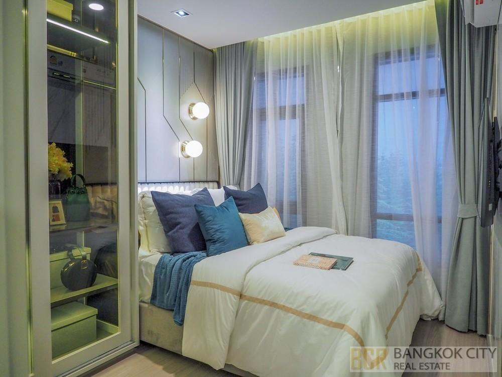 แอสปาย อโศก - รัชดา - ขาย คอนโด 1 ห้องนอน ติด MRT พระราม 9   Ref. TH-JGAKABUP