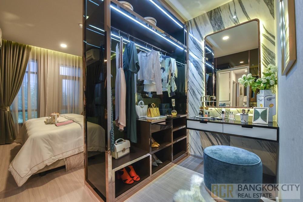 แอสปาย อโศก - รัชดา - ขาย คอนโด 2 ห้องนอน ติด MRT พระราม 9 | Ref. TH-AYBNWQHC
