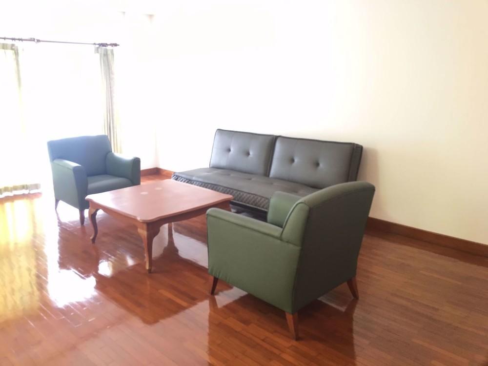Baan Wannapa - For Rent 2 Beds Condo in Watthana, Bangkok, Thailand   Ref. TH-DPUGQUKI