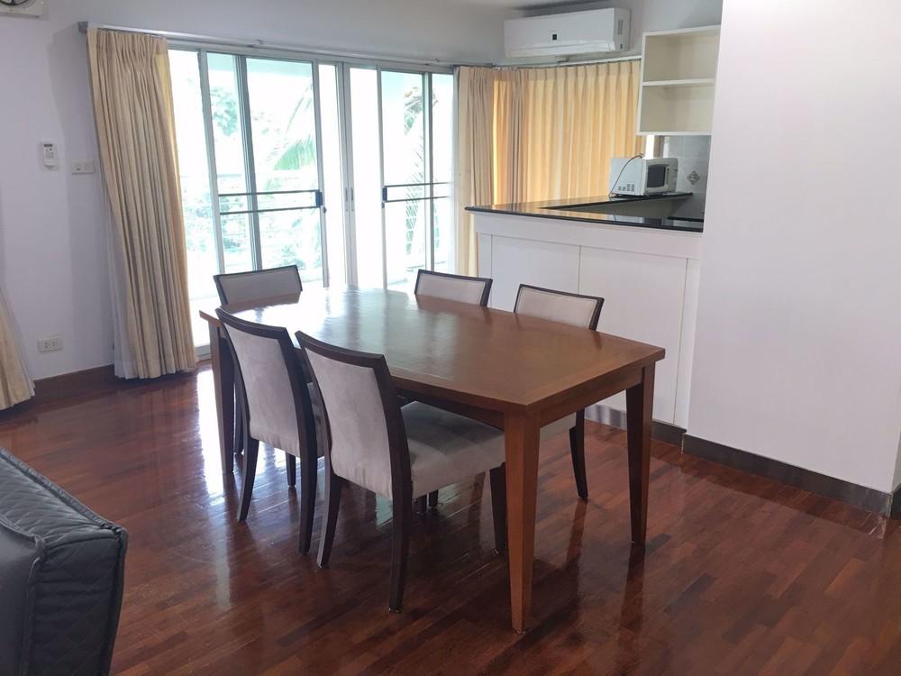 Baan Wannapa - For Rent 2 Beds Condo in Watthana, Bangkok, Thailand   Ref. TH-RYSIFXHK