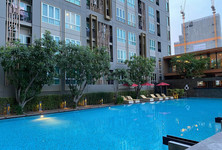 For Sale or Rent 1 Bed Condo Near BTS Wutthakat, Bangkok, Thailand