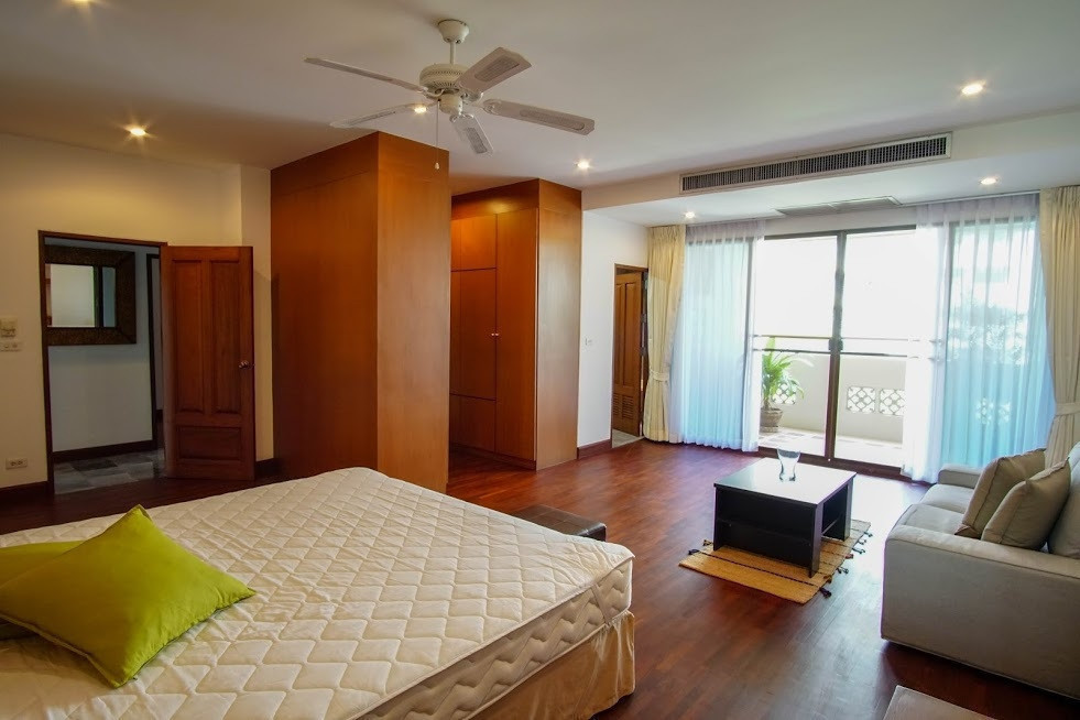 Raintree Village Apartment - For Rent 3 Beds コンド Near BTS Phrom Phong, Bangkok, Thailand | Ref. TH-HFNFCNOV