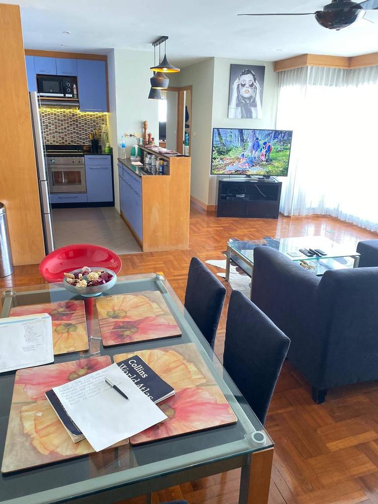 Sukhumvit Park - For Rent 2 Beds Condo Near BTS Nana, Bangkok, Thailand | Ref. TH-CCTMOSCW