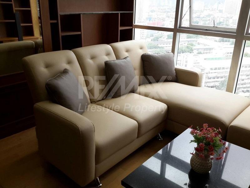 Nusasiri Grand - For Rent 2 Beds Condo Near BTS Ekkamai, Bangkok, Thailand | Ref. TH-OWAKUGMU