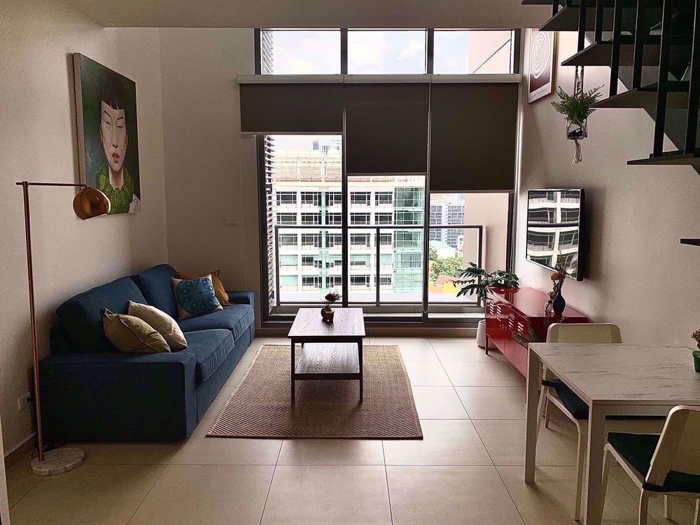 The Lofts Ekkamai - В аренду: Кондо c 1 спальней возле станции BTS Ekkamai, Bangkok, Таиланд | Ref. TH-HENVWGVR
