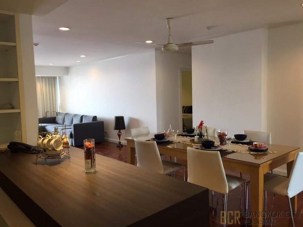 SanguanSap Mansion - For Rent 2 Beds Condo Near BTS Surasak, Bangkok, Thailand | Ref. TH-BDITEEBU