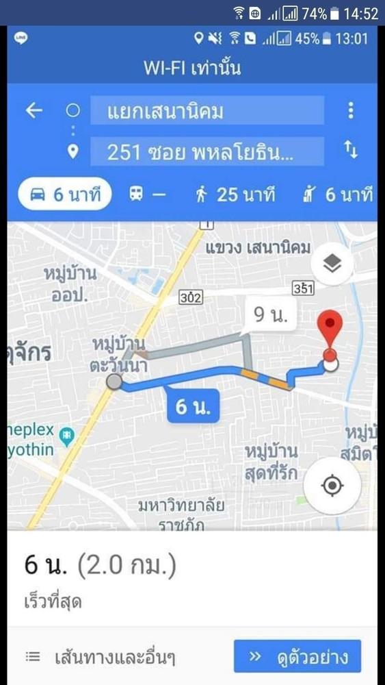 For Sale Land 200 sqwa in Chatuchak, Bangkok, Thailand | Ref. TH-QBQGDVPS