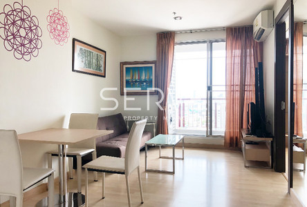 For Sale or Rent 1 Bed Condo Near MRT Ratchadaphisek, Bangkok, Thailand