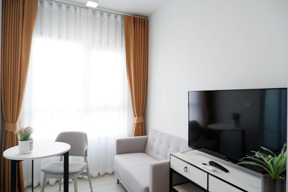 Chapter One Shine Bangpo - For Rent Condo 22 sqm in Bang Sue, Bangkok, Thailand   Ref. TH-OQKOGAIM