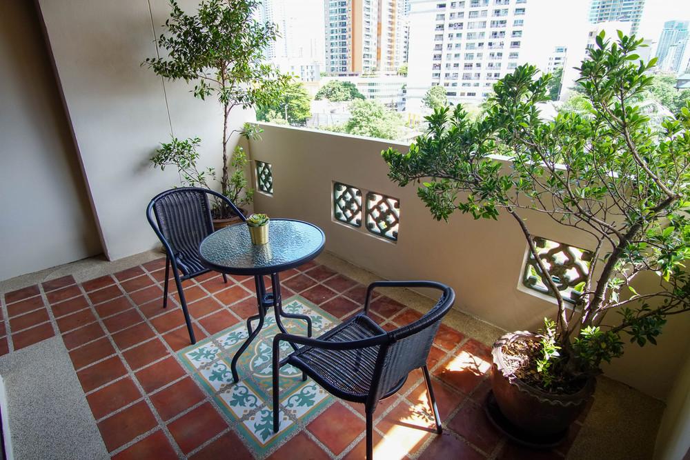 Raintree Village Apartment - For Rent 3 Beds コンド Near BTS Phrom Phong, Bangkok, Thailand   Ref. TH-JVJNMJTA