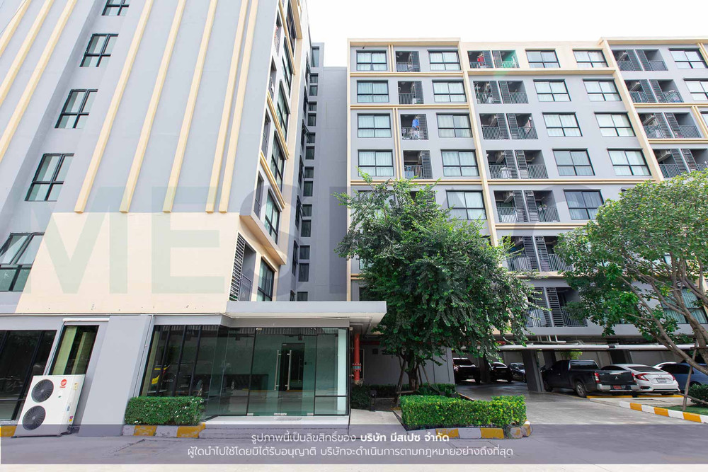 The Excel Khu - khot - For Sale or Rent 1 Bed Condo in Lam Luk Ka, Pathum Thani, Thailand | Ref. TH-UFGDIJPG