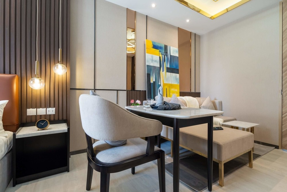 VIP Great Hill Condominium - For Sale 1 Bed コンド in Thalang, Phuket, Thailand | Ref. TH-AXCGGDTP