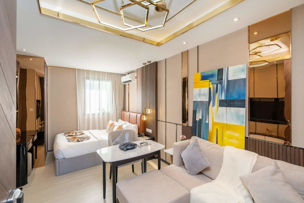 VIP Great Hill Condominium - For Sale 1 Bed コンド in Thalang, Phuket, Thailand | Ref. TH-SORZTESQ