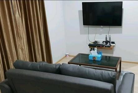 ให้เช่า คอนโด 2 ห้องนอน ติด MRT ศูนย์วัฒนธรรมแห่งประเทศไทย