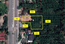 For Sale Land 0-3-91 rai in Bang Khonthi, Samut Songkhram, Thailand