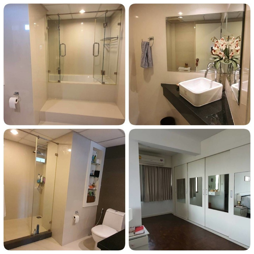 Prem Mansion - For Rent 3 Beds Condo Near BTS Asok, Bangkok, Thailand | Ref. TH-DILWUDHX
