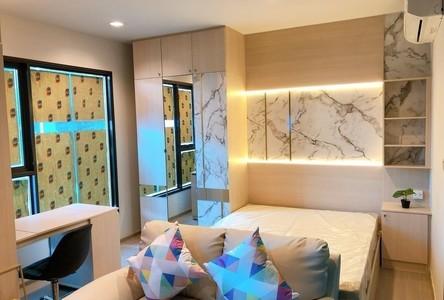 For Rent Condo 29 sqm Near MRT Phraram Kao 9, Bangkok, Thailand