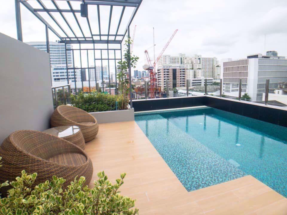 Na Veera Phahol - Ari - For Rent 1 Bed Condo Near BTS Ari, Bangkok, Thailand   Ref. TH-HSCVOIOL