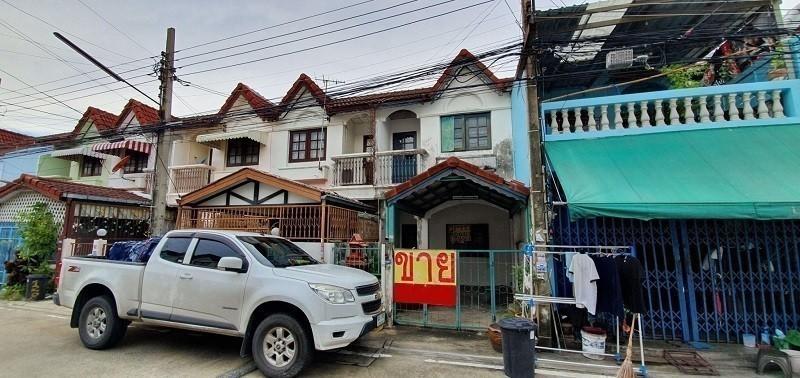 ขาย ทาวน์เฮ้าส์ 2 ห้องนอน บางกรวย นนทบุรี | Ref. TH-UTCCPQAY
