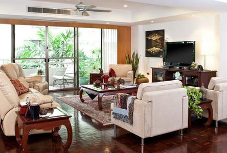 For Rent 4 Beds Condo Near BTS Phrom Phong, Bangkok, Thailand