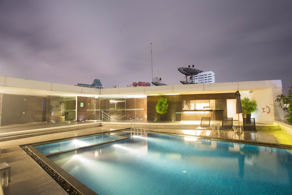 Oakwood Residence - For Rent 1 Bed Condo in Watthana, Bangkok, Thailand | Ref. TH-UEJSNTLM