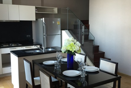 For Rent 2 Beds Condo Near BTS Wong Wian Yai, Bangkok, Thailand