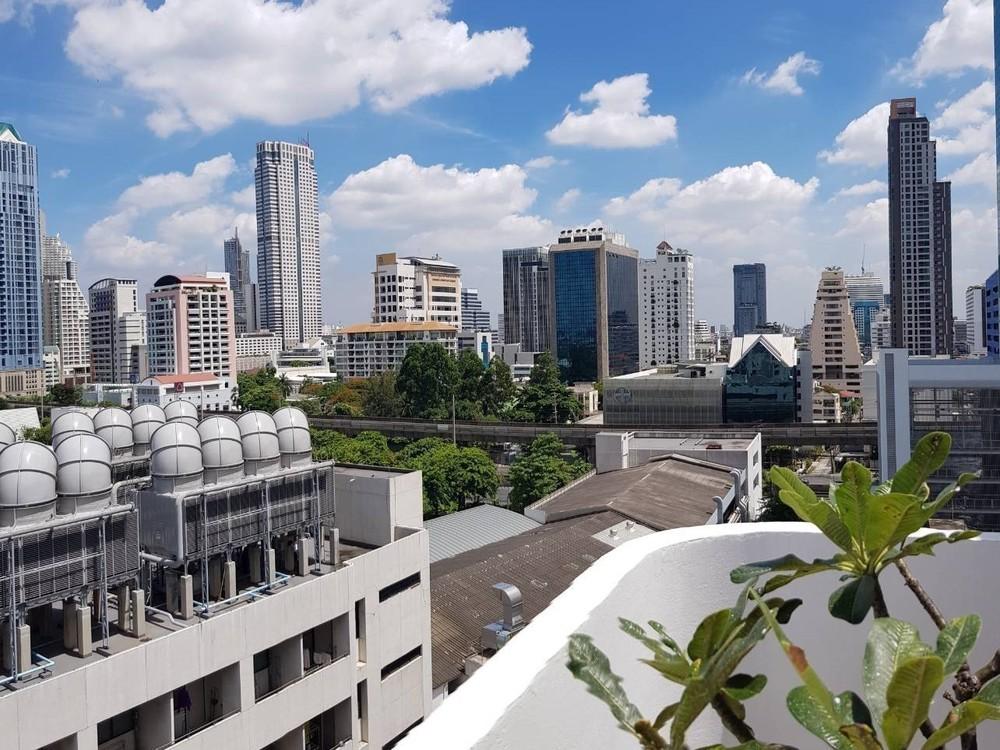Mini House Apartment - В аренду: Кондо с 2 спальнями возле станции BTS Surasak, Bangkok, Таиланд | Ref. TH-GDWFQZIN