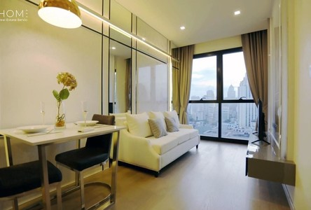 For Sale or Rent 1 Bed Condo Near MRT Phraram Kao 9, Bangkok, Thailand