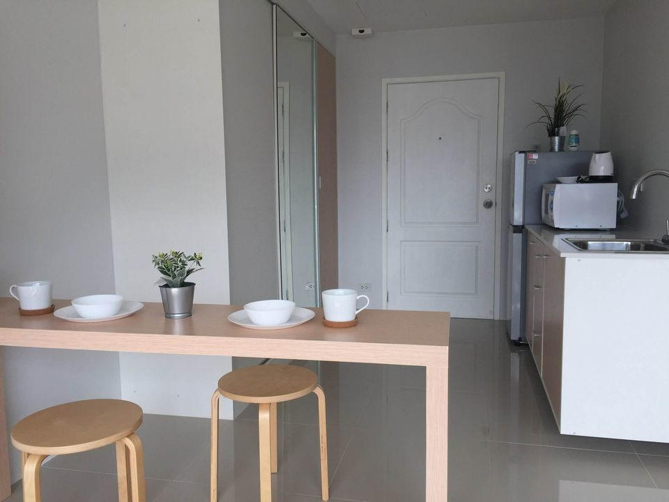 First Tower - For Rent 1 Bed Condo in Watthana, Bangkok, Thailand | Ref. TH-MXTRZBGC