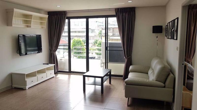 Sampoom Garden - For Rent 2 Beds Condo Near BTS Surasak, Bangkok, Thailand | Ref. TH-NYGWNKNV