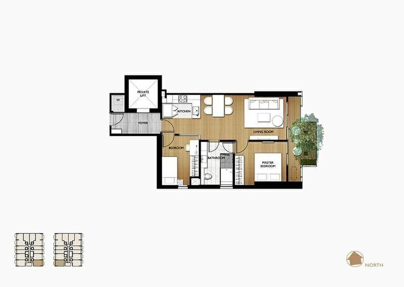 ไซมิส เอ๊กซ์คลูซีพ สุขุมวิท 31 - ขาย คอนโด 2 ห้องนอน วัฒนา กรุงเทพฯ | Ref. TH-IAQKMGFO