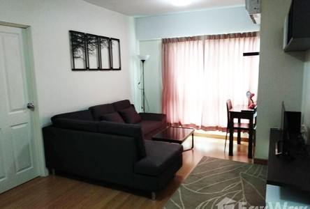 For Rent 1 Bed Condo Near BTS Bearing, Bangkok, Thailand
