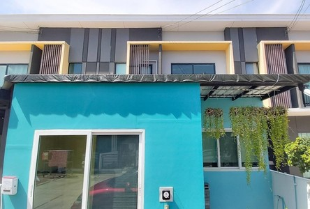 For Sale 1 Bed Townhouse in Suan Luang, Bangkok, Thailand